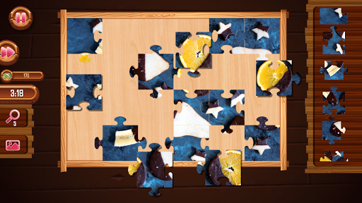 Puzzle Games: Magic Jigsaw Puzzles for Free Game screenshots 3