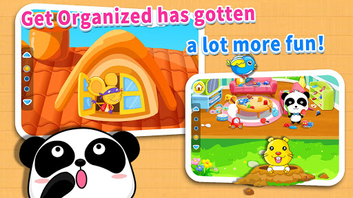 Baby Panda Gets Organized 8.52.00.00 screenshots 4
