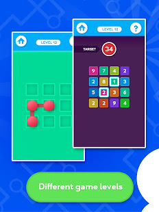 Train your Brain - Reasoning Games