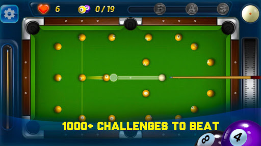 Billiards Nation modiapk screenshots 1