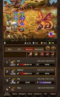 Schermata del gioco di ruolo di tutti