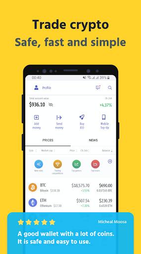 LATOKEN: Bitcoin Wallet, Crypto Exchange android2mod screenshots 3