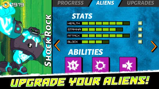 Ben 10 - Omnitrix Hero: Aliens vs Robots Unlimited Money