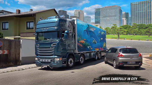 American truck driver simulator: USA Euro Truck screenshots 10