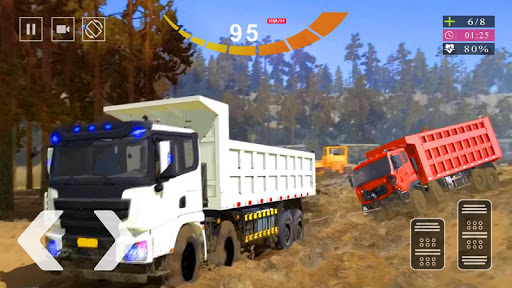 Euro Truck Simulator 2020 - Cargo Truck Driver apkdebit screenshots 2