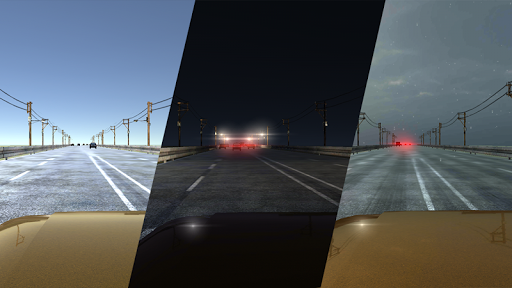 VR Racer: Highway Traffic 360 for Cardboard VR apkdebit screenshots 1