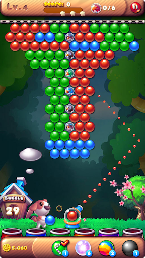 Bubble Bird Rescue 2 - Shoot! 3.1.9 screenshots 1