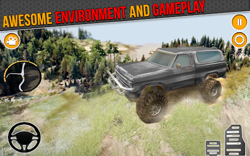 Offroad Drive : Exterme Racing Driving Game 2019 4