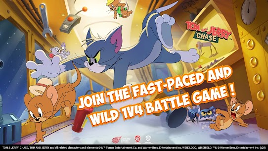 Tom and Jerry: Chase Mod 5.3.25 Apk (Unlocked) 1