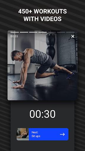 Workout Planner by Muscle Booster apktram screenshots 6