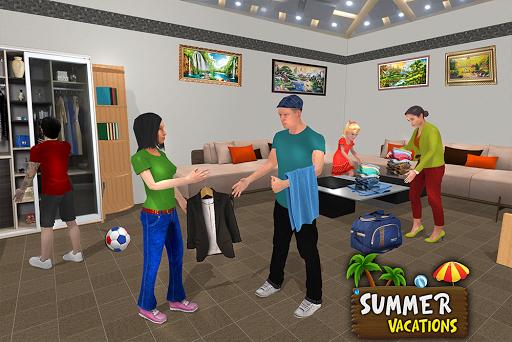 Virtual Family Summer Vacations Fun Adventures  screenshots 8