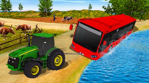 Tractor Pull & Farming Duty Game 2019 1.0 Screenshots 11