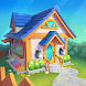 デザインネコ家: かわいい魔法のネコちゃんの邸宅を飾ろう - Androidアプリ