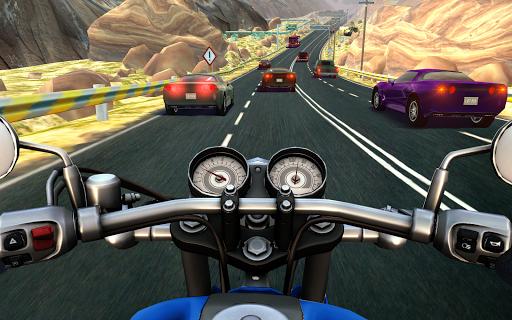 Bike Rider Mobile: Racing Duels & Highway Traffic apktram screenshots 14