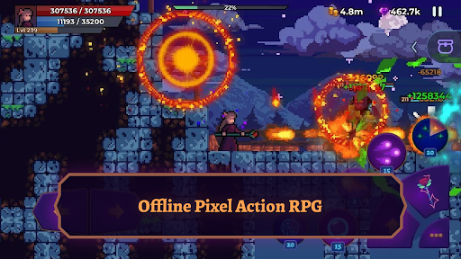 Moonrise Arena - Pixel Action RPG 1.13.10 screenshots 1