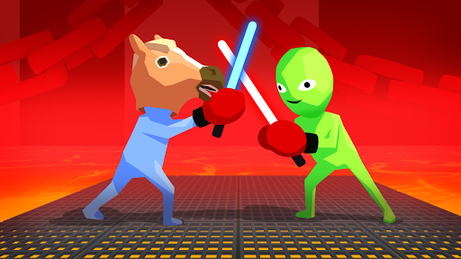 Gang Boxing Arena: Stickman 3D Fight screen 1