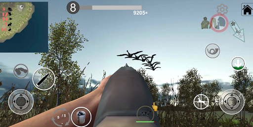 Hunting Simulator Game. The hunter simulator 5.05 screenshots 1