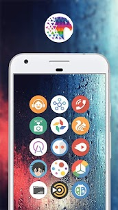 Pix Up – Round Icon Pack v3.2 [Patched] 2