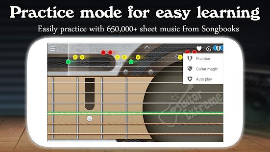 Guitar Extreme: Tabs & Chords 4.0 screenshots 1