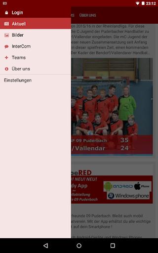 sportfreunde 09 handball screenshot 3