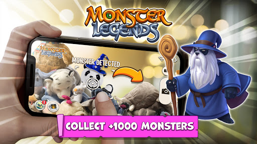 Monster Legends: Breed & Merge Heroes Battle Arena 11.0.4 screenshots 1