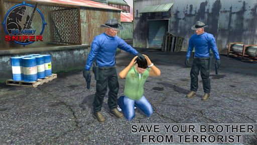 Army Commando Battle Survival - Mission 2020 0.4 screenshots 2