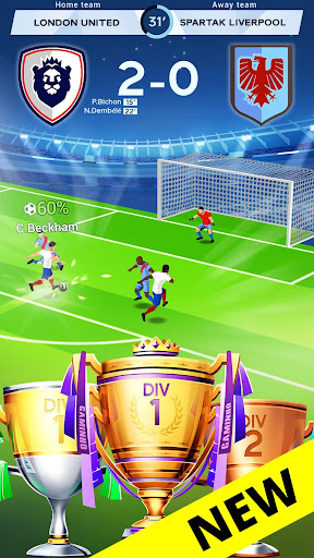 Idle Eleven - Be a millionaire soccer tycoon 1.14.1 screenshots 2