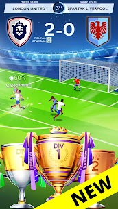 Idle Eleven MOD APK (Unlimited Money) 2
