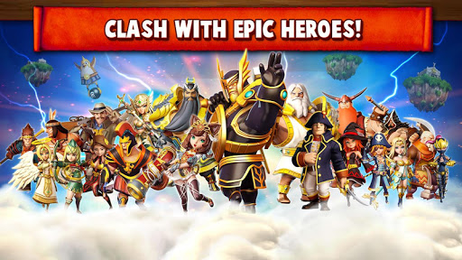 Hero Sky: Epic Clash  Screenshots 2