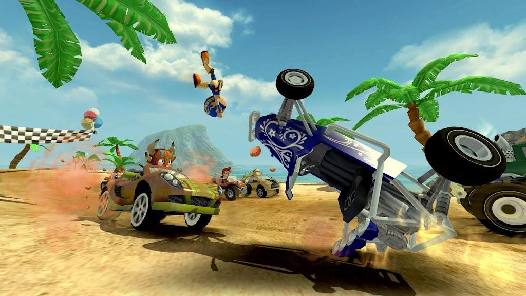 Beach Buggy Racing poster 17