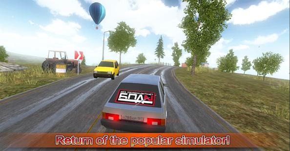 Driving simulator VAZ 2108 SE 1.25 Screenshots 17