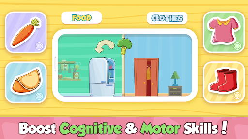 Toddler learning games for kids: 2,3,4 year olds screenshots 3