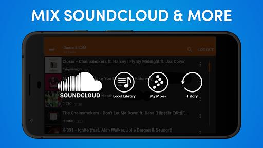 Cross DJ Free - dj mixer app 3.5.8 Screenshots 3