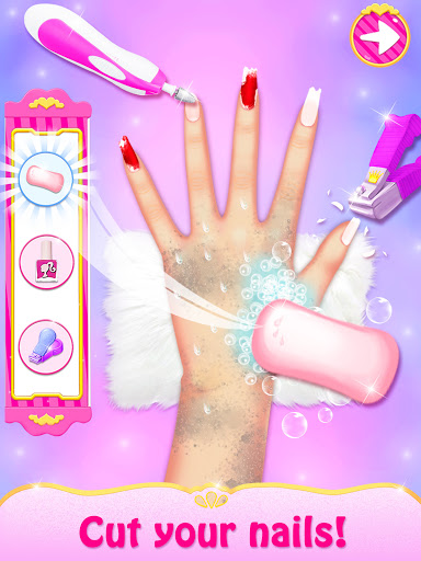 Spa Day Makeup Artist: Makeover Salon Girl Games android2mod screenshots 6
