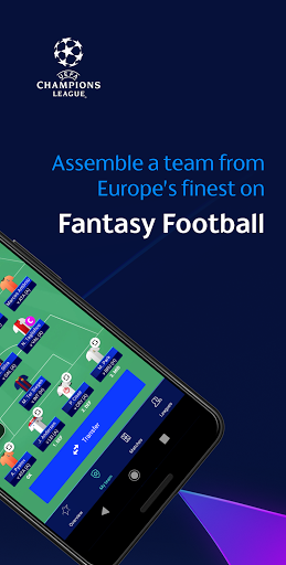 UEFA Champions League Games u2013 ft. Fantasy Football 6.1.2 screenshots 2