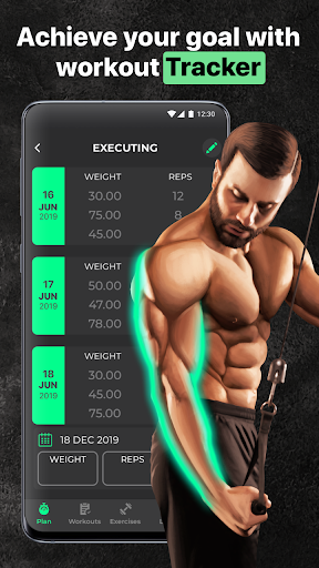 ProFit: Gym & Home Workout 2.5.1 Screenshots 4