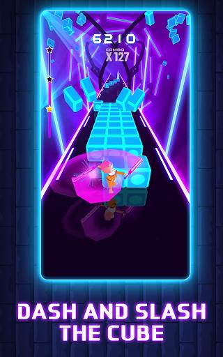 Beat Blader 3D: Dash and Slash! android2mod screenshots 16