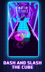 Beat Blader 3D: Dash and Slash! 10