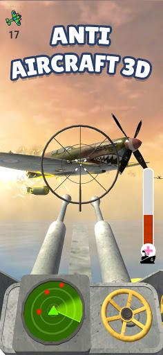 Anti Aircraft 3D modiapk screenshots 1