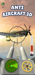 Anti Aircraft 3D Mod (Unlimited Money) 1