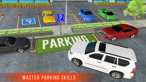 Car Parking Simulator Games: Prado Car Games 2021  Screenshots 2