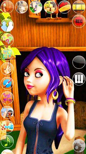 Talking Princess: Farm Village 2.6.0 screenshots 1