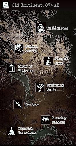 Grim Quest - Old School RPG screenshots 3