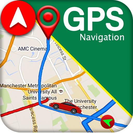 GPS Navegación Y Mapa Dirección - Ruta Descubridor