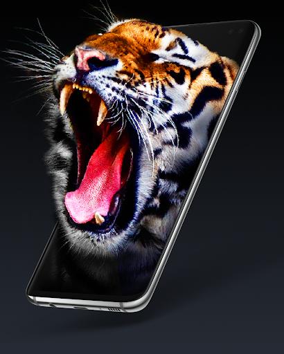 Live Wallpapers 4K, Backgrounds 3D/HD - Pixel 4D 2.5.1 screenshots 1