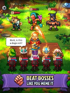 Knights of Pen and Paper 3 Mod Apk 0.10.14 (Unlimited Money/Diamond) 7