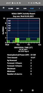 Aurora Forecast 3D 7.6 Screenshots 4