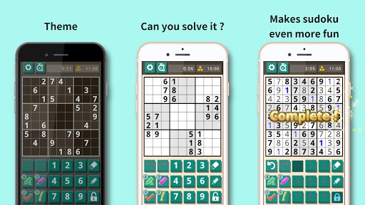 Sudoku classic 4.0.1072 screenshots 4