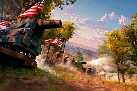 War and Peace: Civil War Army Clash Strategy Game 2021.7.0 Screenshots 2