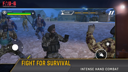 FAU-G: Fearless and United Guards APK MOD screenshots 3